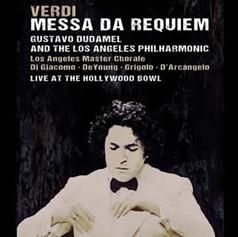 LA Philharmonic: Verdi Requiem, Dudamel (2013)