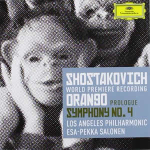 LA Philharmonic: 'Orango' Prologue by Shostakovich (world premiere, 2011)