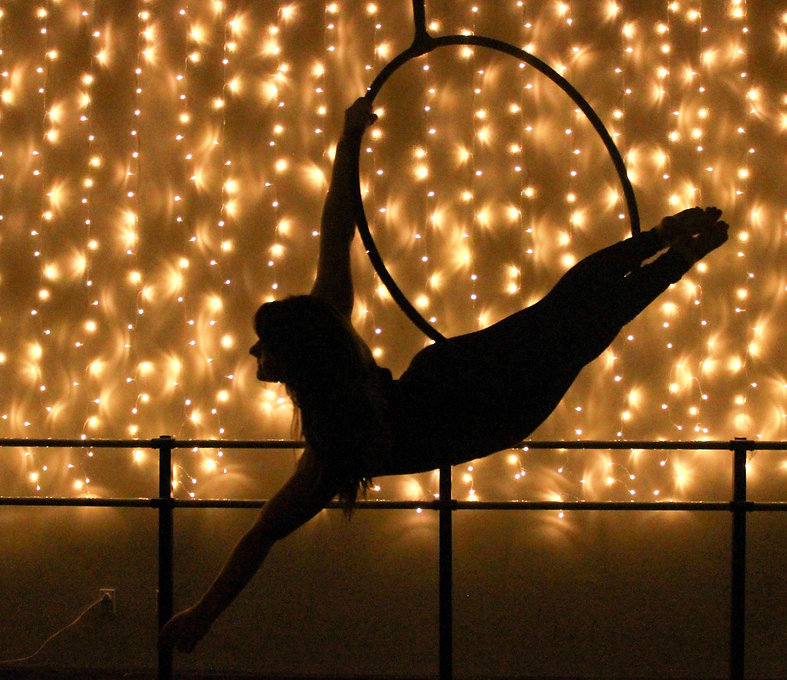 Adult Aerial Circus Class