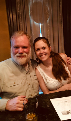 Steve & Maggie