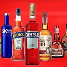 Bottle of Liquor 40oz