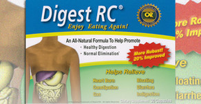 DIGEST RC® - A POPULAR HERB SUPPLEMENT