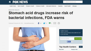 FDA WARNS