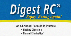 DIGEST RC® - HERBAL SUPPLEMENT USED IN CENTRAL EUROPE FOR OVER 50 YEARS