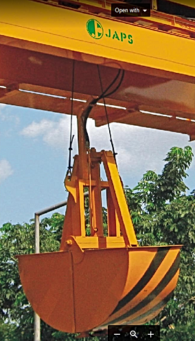 De-Silting Equipments From JAS Project