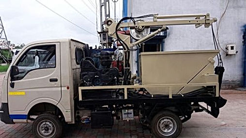 De-SiltingEquipments from JAPS Project