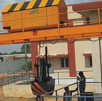 De-Silting Equipments From JAPS Prject