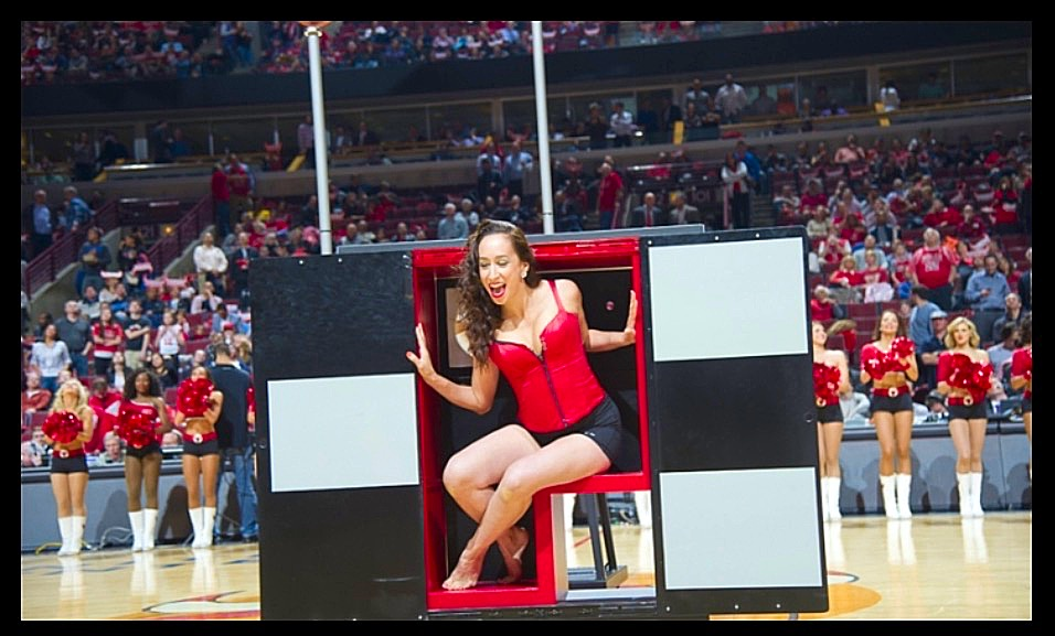 Chicago Bulls Half Time Show
