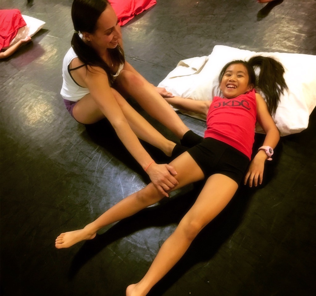Stretch Workshop
