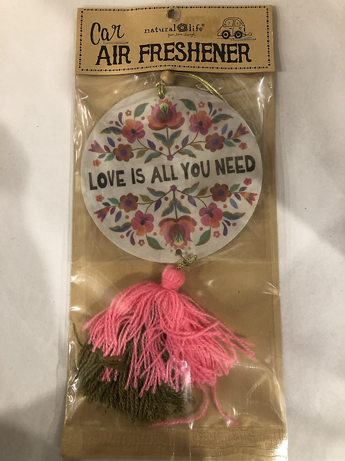 All You Need is Love💗 Car Air Freshener