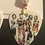 Thumbnail: Artsy The Beatles Collage- Guitar Pick Earrings & Beads!