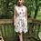 Thumbnail: Pretty White Dress with Cherries & Polka Dots!
