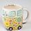 Thumbnail: Flower Van Mug