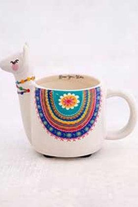 Lovely Llama Mug