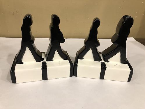 The Beatles Abbey Road Salt & Pepper Set