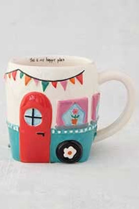 Happy Home Camper Mug