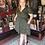 Thumbnail: Jazzy Emerald Leopard 🐆 Print Dress