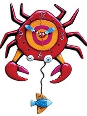 Crabby the Crab Clock 🦀