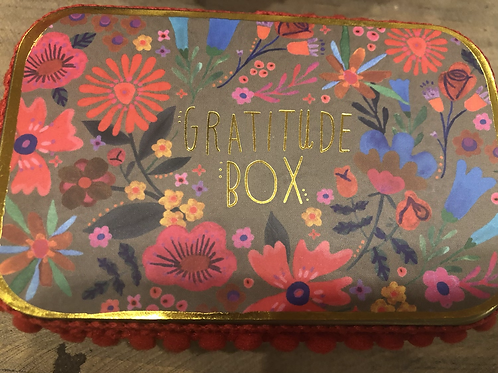 Gratitude Prayer Box