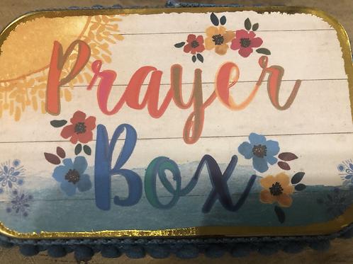 Pretty Prayer Box