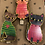 Thumbnail: Glitter Cat Magnet Clips!