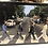 Thumbnail: The Beatles Abbey Road Embossed Lunch Box