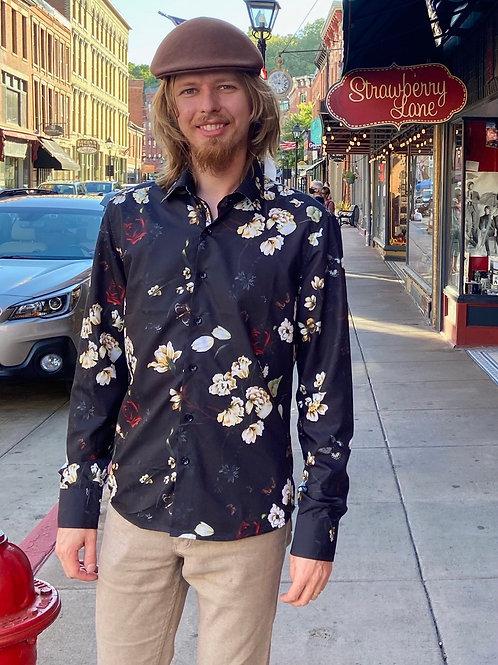 Men's Hawaiian Flower shirt