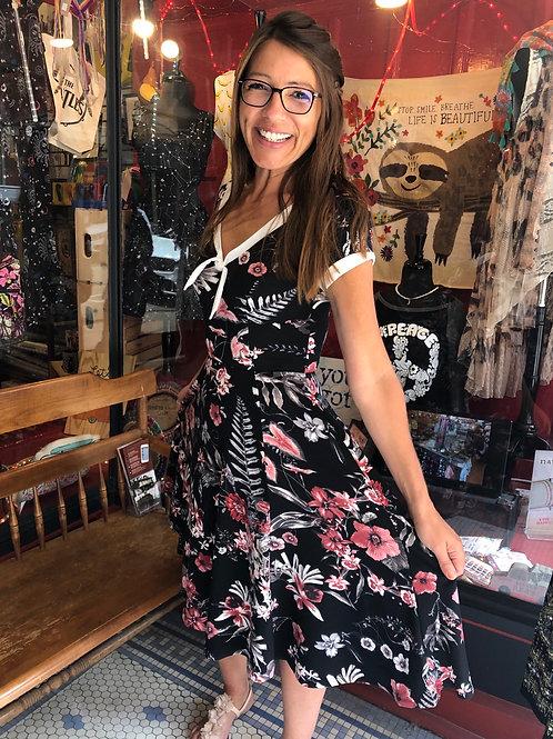 1940's Inspired-Swing Dress!