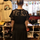 Thumbnail: 1920s Black Lace Marmande Flapper Dress