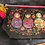Thumbnail: Colorful Russian Doll -Zipper Pouch Bag