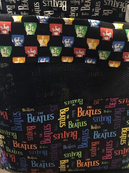 The Beatles -Colorful Market Bag!