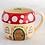 Thumbnail: Mushroom Cottage Mug