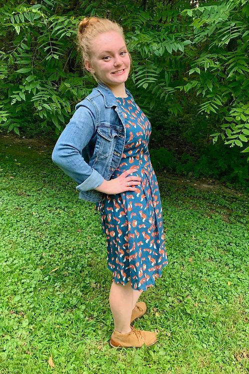 Fabulous Fox 🦊 Dress!