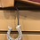 Thumbnail: Red Cowboy Boot Pendulum Wall Clock