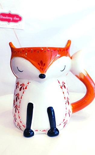 Fox Folk Mug