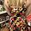 Thumbnail: Pin up- Checker & Floral Print  Swing Dress
