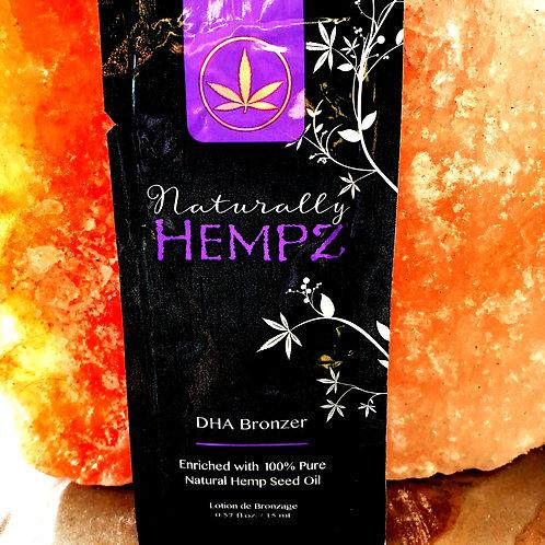 Naturally Hempz DHA Bronzer