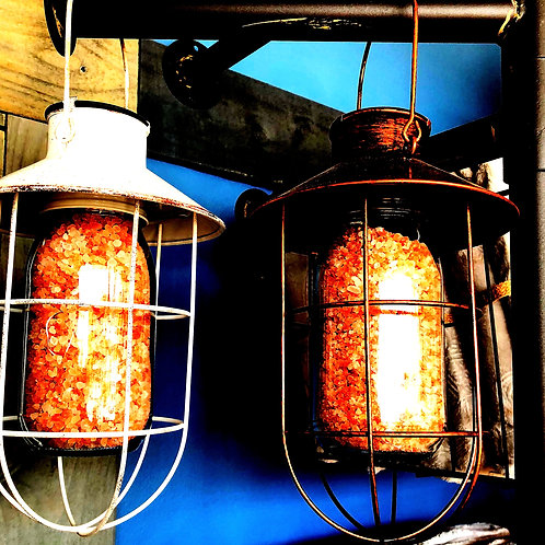 Himalyan Salt Therapy Salt Lanterns