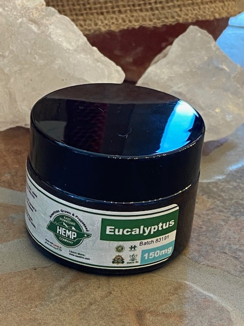 Eucalyptus 150mg Body Butter