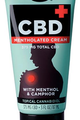 CBD Mentholated Cream by ShiKai