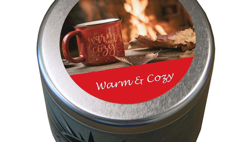 Warm & Cozy 12oz.