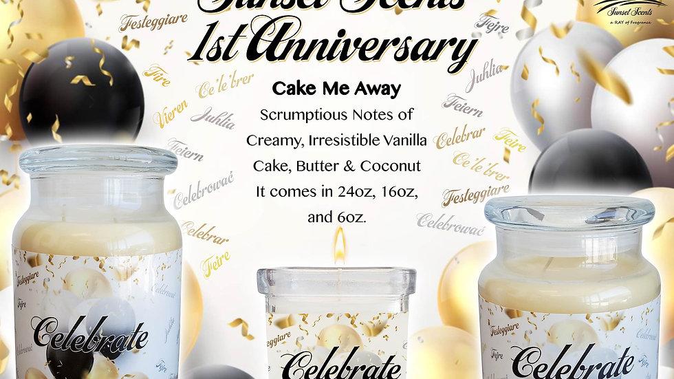 Cake Me Away 10oz.