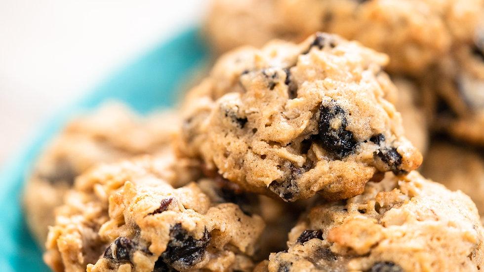 Oatmeal Raisin Cookie 16oz.