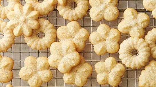 Almond Spritz Cookie