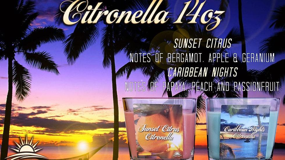 Sunset Citrus 14oz.