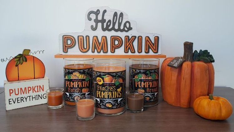 Pumpkin Everything!!