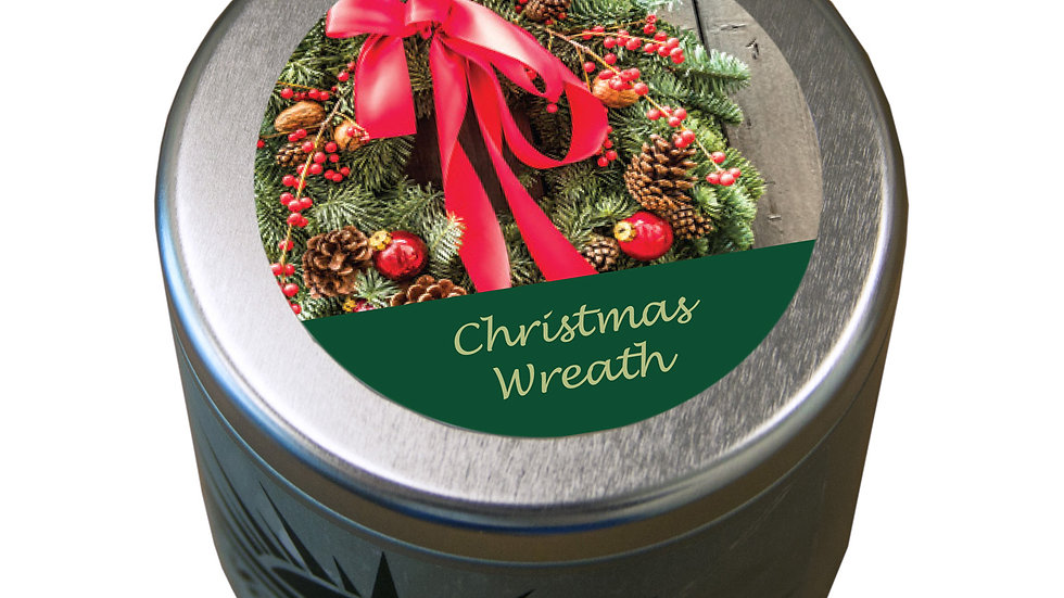 Christmas Wreath 12oz.