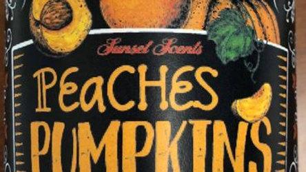 Peaches & Pumpkins 22oz.