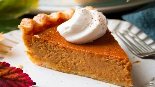 Pumpkin Pie 24oz.
