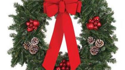 Christmas Wreath 16oz.